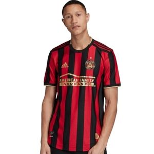NWT ATLANTA UNITED FC AUTHENTIC HOME JERSEY